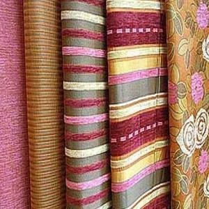 Магазины ткани Мирного