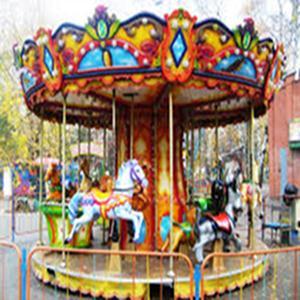 Парки культуры и отдыха Мирного