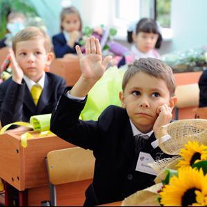 Школы Мирного