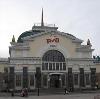 Железнодорожные вокзалы в Мирном