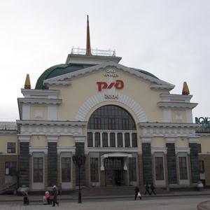 Железнодорожные вокзалы Мирного